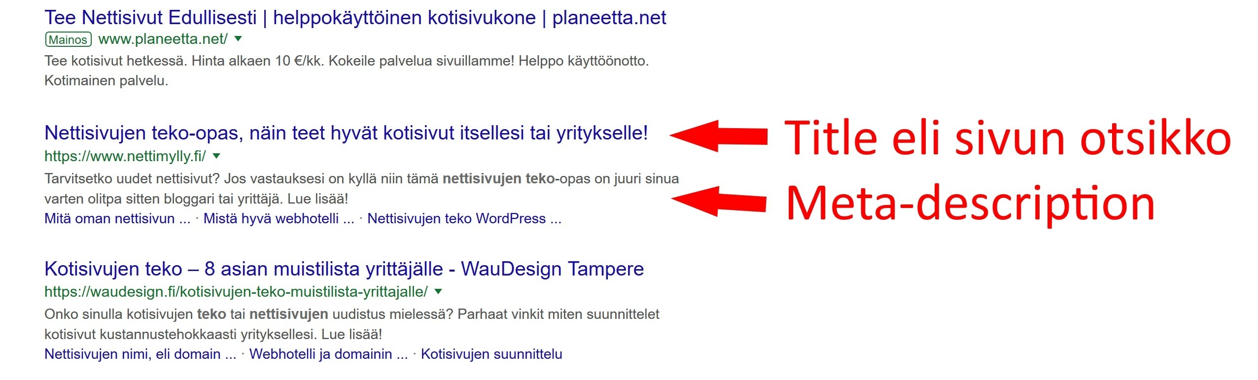 title ja meta-description